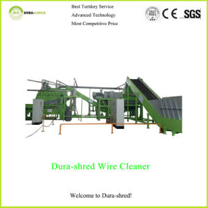 Hot Sale! Dura-Shred Wire Cleaning Machine for Waste Steels pictures & photos