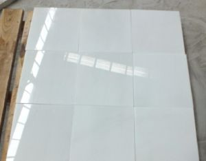High Quality Material Natural Stone Royal White/Pure White Marble pictures & photos