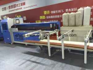 Intelligence Fast Speed Automatic MDF Profile Cutting Saw Machine with 90 Degree (TC-898)   pictures & photos
