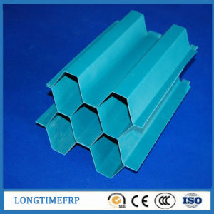 Non-Toxic Clear Inclined PP PVC Tube Settler Filler pictures & photos