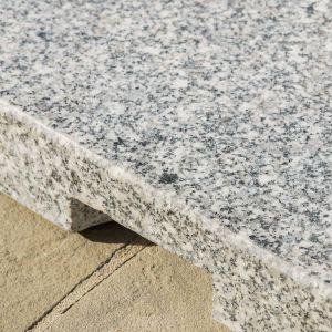 55-Pound Square Grey Granite Umbrella Base pictures & photos