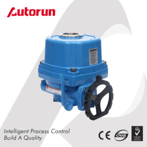 Wenzhou Manufacturer Shutoff Explosion Proof Electric Actuator pictures & photos