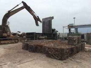 Y81k-1200 Hydraulic Scrap Metal Baler pictures & photos