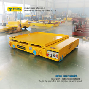 Explosion-Proof Workshop Use Steel Ladle Bogie pictures & photos