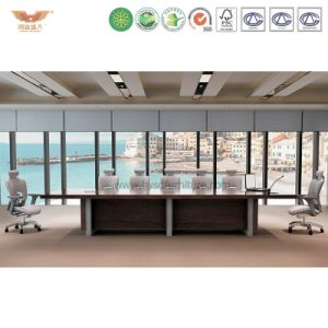Modern Office Furniture Meeting Room Woodern Conference Table (JOINER-MT42)