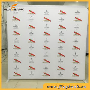 8FT Straight Tension Fabric Display Trade Show Display LED Fabric Display pictures & photos