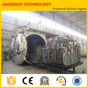 Vacuum Epoxy Resin Casting Tank for Transformer pictures & photos