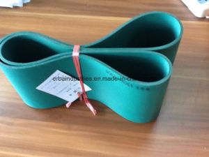 5mm Double Side Green Rubber Transmission Belt pictures & photos