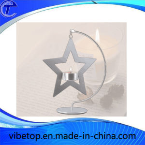 Cheap New Design Creative Metal Candlestick pictures & photos
