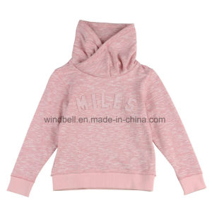 New Style Pullover for Girl with Slub Fabric pictures & photos