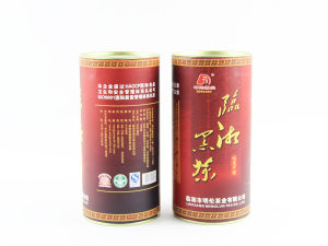Healthy High Quality Chocolate Dark Tea pictures & photos