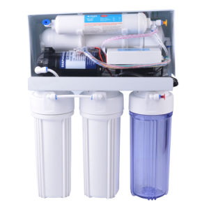 Premium Competitive Household Undersink Reverse Osmosis System Water Purifier RO Water Water Plant with T33-10 (Kk-RO50G-D) pictures & photos