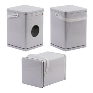 The Washing Machine Shape Tin Box for Clothespin (FV-120322) pictures & photos