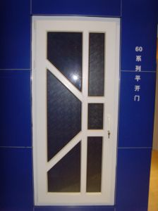 High Quality Outward Window PVC Profile pictures & photos