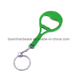 Tennis Racket Shaped Metal Bottle Opener pictures & photos