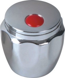 Faucet Handle in ABS Plastic With Chrome Finish (JY-3023) pictures & photos