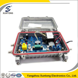Outdoor 2 Way 750MHz CATV Signal Amplifier pictures & photos