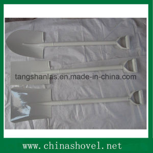 Shovel Agricultural Tool Welded Steel Handle Spade Shovel pictures & photos