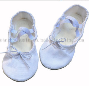 OEM Colorful Soft Children Kids Adult Dance Ballet Toe Shoes pictures & photos