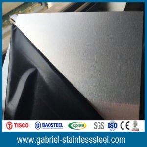 Rose Gold Hairline Stainless Steel Sheet 201 pictures & photos