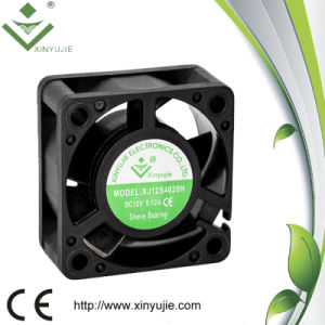 40*40*20mm 12V/24V Pulse Width Modication Powerful DC Case Fan pictures & photos