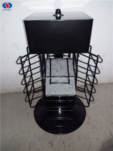 Countertop Counter Iron Wire Display Rack Stand pictures & photos