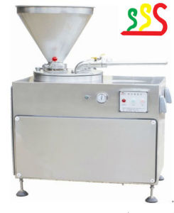 Dydraulic Sausage Filler Filling Making Machine pictures & photos