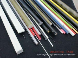 Fiberglass Rod, Pultrusion UV Resistant Colorful FRP Rod pictures & photos