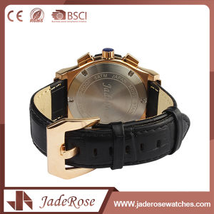 Wholesale Classic Quartz Leather Wrist Watch pictures & photos