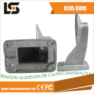 Aluminum Die Casting Connection for Security CCTV Camera pictures & photos
