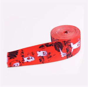 Thin Colored Dacron/Nylon/Cotton Strap Webbing for Climbing pictures & photos