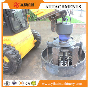 Skid Steer Loader Attachments Simple Cover Cold Planer pictures & photos