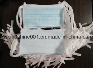 Ultrasonic Mask Tie-on Making Machine for Non-Woven Machine pictures & photos