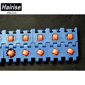 Har 600 Roller POM/PP Modular Conveyor Chain Belt pictures & photos