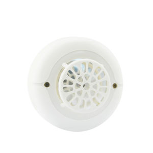 Building Security Detection Conventional Wired Smoke Detector pictures & photos