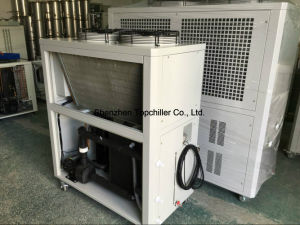 22-28kw Glycol R404A Air Cooled Water Chiller for PVC Foaming pictures & photos