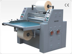Professional Manufacturer Hydraulic Laminating Machine (WD-KDFM) pictures & photos