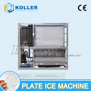 Koller Fish and Bread Food Process Plate Ice Machine Hyf10 (Air Cooling) pictures & photos