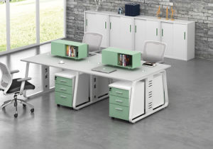 Office Furniture Metal Steel Office Staff Workstation Table Frame with Ht67-3 pictures & photos