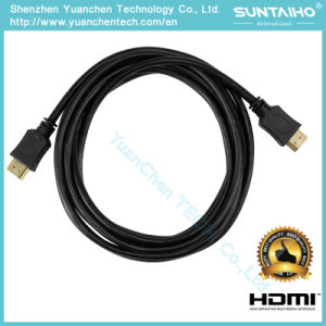 High Speed HDMI Cable with Ethernet 2160p 4k pictures & photos