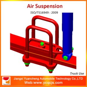 Bellows Type Pneumatic Truck Suspension with High Standard Allocation pictures & photos