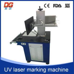 Hot Sale High Speed 3W UV Laser Marking Machine pictures & photos