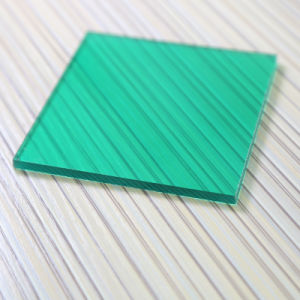 4X8mm Colored Makrolon Solid Polycarbonate Sheet PC Sun Roofing Panels pictures & photos