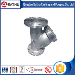 Y Type Flange Strainer pictures & photos