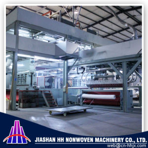 China Best 2.4m SMS PP Spunbond Nonwoven Fabric Machine pictures & photos