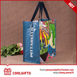 Fashion Grocery PP Non Woven Shopping Bag with Customized Design pictures & photos