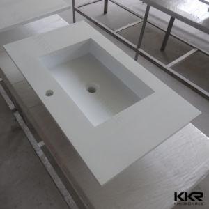 Artificial Stone Quartz Vanity Top Slabs for Sale (170511) pictures & photos