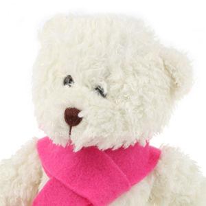 30cm Teddy Bear Plush Toy Around a Scarf Bear pictures & photos