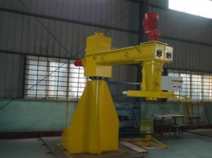 Stationary Single Arm Sand Mixer pictures & photos