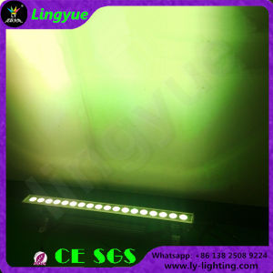 LED Bar 18X18W RGBWA UV 6in1 IP65 Wall Washer LED pictures & photos